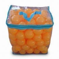 Wholesale 100 Pieces PE Play Ball Set, Suitable for Swimming Pools, Measures 11 x 11 Inches from china suppliers