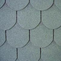 Buy cheap Fish-scale Type asphalt shingle from wholesalers