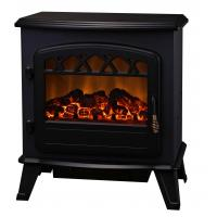 Buy cheap log burning electric flame effect fires fireplace stove ND-181M chimenea electrica Cheap from wholesalers