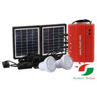 Buy cheap Solar energy kit for small home using from wholesalers