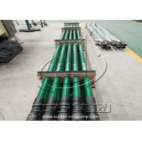 Buy cheap Oilfield Rod Pump Sucker Rod Pump downhole pump with API 11 AX certificate from wholesalers