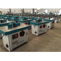 Buy cheap Wood Processing Portable Spindle Moulder Double Heads With 1130*670mm Table from wholesalers