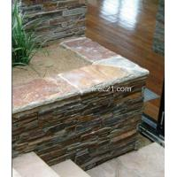 Buy cheap Villa Marble DIY Culture Stone, Indoor Staris Material from wholesalers