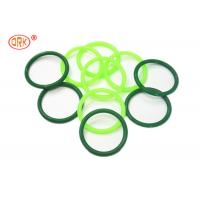 Buy cheap Silicon Rubber Ring Silicone Grade Rings Clear And Green FDA Grade from wholesalers