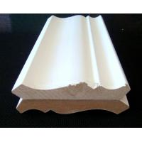 Buy cheap Wood Moldings Gesso coated Wooden Primed Radiata Pine FJ Finger joint  Wood Moldings from wholesalers