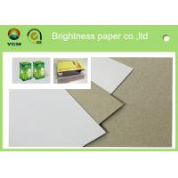 Buy cheap 400gsm 0.48mm Coated Printer Paper Jumbo Roll For Folding Box Eco Friendly product
