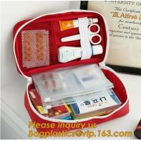 Buy cheap EVA First Aid Kit Packed with hospital grade medical supplies for ,portable car travel military camping survival emergen from wholesalers