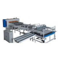 Buy cheap All-in-one  Corrugated  Paper Box Sheet  Slitting Cutting Stacking Machine from wholesalers