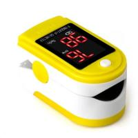 Buy cheap Digital LED Display Finger Pulse Oximeter Portable Fingertip Pulse With Battery from wholesalers