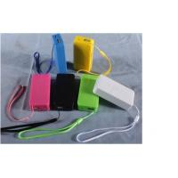 Wholesale Pocket Portable USB Power Bank 5200mAh For Mobile Phone from china suppliers