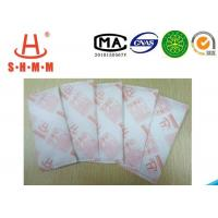 China No Leak Harmless Powder Desiccant , Flexible Design Shipping Container Desiccant on sale