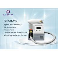 Buy cheap Portable Nd : YAG Laser Tattoo Pigment Removal Machine with TUV CE FDA. from wholesalers