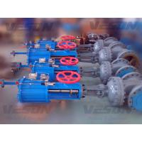 Buy cheap Industrial Pneumatic Air Linear Actuator For Knife Gate Valves And Globe Valves from wholesalers