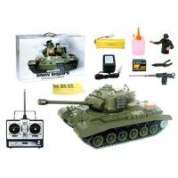 Buy cheap 3818-1 1:16 RC Tank with smoking, lighting and sound- German Tiger I from wholesalers