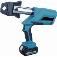 Buy cheap EZ-1550 Battery Crimping Tool with Interchangeable Pressing Head, clamping force of 32KN from wholesalers