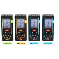 Buy cheap Portable 40M Bluetooth Laser Measurement Distance 3 Years Warranty from wholesalers