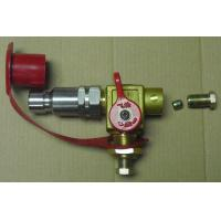 Buy cheap CNG filler valve/refuel port used for NGV bi-fuel system in gasoline cars from wholesalers