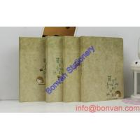 Buy cheap Hot sale New fashion design female hardcover paper notebook for promotion from wholesalers