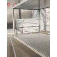 Buy cheap 2 Bedrooms Flat Pack Container House Alu Alloy Door Grade 9 Earthquake Resistance from wholesalers