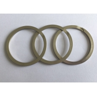 Buy cheap Standard of no ear Spiral External Retaining Rings No MoldCost for shaft from wholesalers