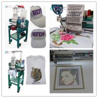 Wholesale Multi-purpose single head cap / ready made garment embroidery machine from china suppliers