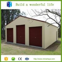 Large span workshop customized design cheap steel structure warehouse Manufactures