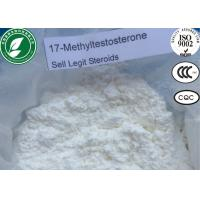 Wholesale Anabolic Steroid Powder 17-alpha-Methyl Testosterone For Muscle Growth from china suppliers