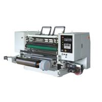 1.6m Multi-functional Industrial slitting and rewinding machine for Napkins / Kraft Paper Manufactures