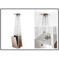 Wholesale Pyramid Outdoor Standing Propane Heater , Patio Floor Heater CE Certification from china suppliers