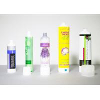 Buy cheap Aluminum Foil On Seal Laminated Plastic Tubes Round Shape Capacity 30-150ML from wholesalers