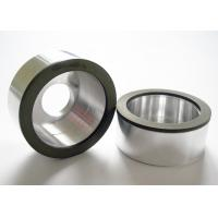 Buy cheap Non Ferrous Hard Resin Bond Grinding Wheel For Solid Carbide Cutting Tools from wholesalers