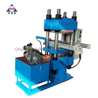 Buy cheap Factory Direct Sale Rubber Vulcanizing Mould Press/Rubber Plate Vulcanizer Machine from wholesalers