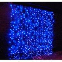 Buy cheap LED Curtain Light /LED Drape Light in Blue from wholesalers