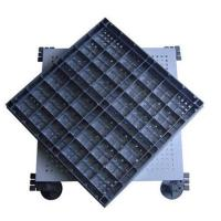 Buy cheap Aluminum Anti Static Raised Floor Air Flow Strong Wearability from wholesalers