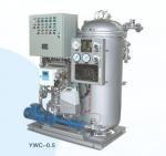 Buy cheap 15ppm Bilge Separator (oil water seperator ) from wholesalers