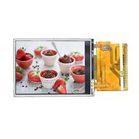 Buy cheap High Resolution 2.8 Inch 240RGB x 320 TFT Lcd Module With ILI9341 IC And MCU / RGB Interface from wholesalers