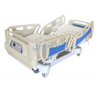Buy cheap Six Function ICU Electrical Hospital Bed With Embedded Nurse Controller from wholesalers