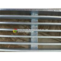 Wholesale A36 Full Welded Steel Bar Grating Alkali Corrosion Proof For Papermaking Industry from china suppliers