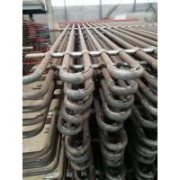 Buy cheap Steel Boiler Spare Parts Superheater And Reheater Coal Fired Heat Exchanger from wholesalers
