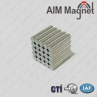 Buy cheap permanent bar customized ndfeb magnet from wholesalers