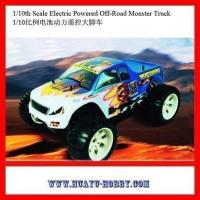 Best-selling RC Cars model Toys Brontosaurus RTR 1/10th Scale Electric Powered Off-Road Monster Truc Manufactures