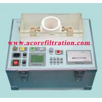 DST Transformer Oil Dielectric Strength Tester Manufactures