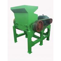Wholesale Scrap Rubber Crusher Machine Large Capacity 1000Kg Per Hour To Granule from china suppliers
