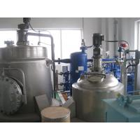 Buy cheap Industrial Washing Powder Mixing Machine , Powder Conveying Equipment from wholesalers