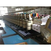 Programmable Professional Embroidery Machine Barudan Computer Digital Control Manufactures