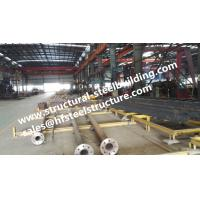 Buy cheap Monopole Towers And Lattice Towers Steel Pole For Wind Power Plant Production Line from wholesalers