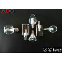 China E12 Crystal Led Candle Light Ac110v With Ic Constant Current Led Driver on sale