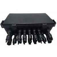 Buy cheap FTTH Fast Connect Fiber Optic Splice Closure 16 Ports Wall Mounting Holding Pole SC from wholesalers