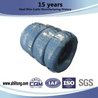 Wholesale Galvanized steel core wire from 1.57mm to 4.8mm as per ASTM B 498 from china suppliers