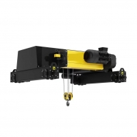 Buy cheap 16T 18m European Double Girder Electric Wire Rope Hoist from wholesalers